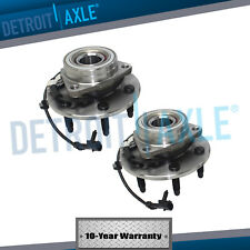 AWD 2003 - 2005 Chevy Astro GMC Safari Front Wheel Hub and Bearing Pair w/ABS
