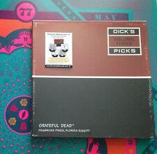 Grateful Dead Vinyl Dicks Picks Volume 3 May 1977 Terrapin LE RARE 4 LP Box Set