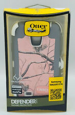 "New Rugged Case by Otterbox Defender for 5.0"" Samsung Galaxy S4 Pink Camouflage"