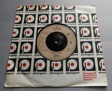 """Los fugitivos-Reinas De Ruido UK 1977 Mercury 7"""" SINGLE"""