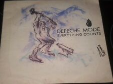 "Depeche Mode - Everything Counts - Vinyl Record 7"" Single - 1983"