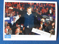 "Original Press Photo - 8""x6"" - Coldplay - Chris Martin - 2003 - D"