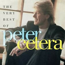 Peter Cetera The Very Best of CD NEW