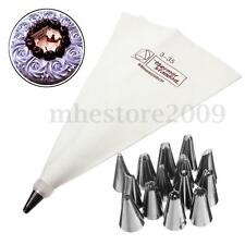 Pastry Icing Piping Bag Nozzle Tips Decorating Pen Fondant Cake SugarCraft Tool