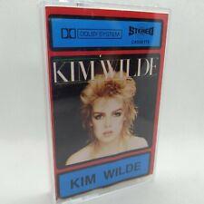 KIM WILDE - Select - Unofficial Cassette Tape India ?!! RARE
