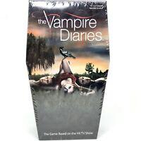 The Vampire Diaries Board Game (Pressman 2010 - 5382) Brand New Sealed!