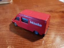 Mercedes Sprinter MIELE promotional model 1:72 fair condition like AUTOMAX