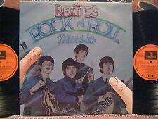 THE BEATLES Rock N Roll Music - 1976 Australia (Parlophone) 2 LPs
