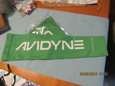 PROMOTIONAL AVIDYNE AVIATION GPS SPORTS COOLING SLEEVES (1-PAIR) SZ.LARGE..#1