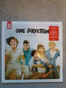 "Vinyl 12"" LP - One Direction - Up All Night - Ltd Green Vinyl - Ready To Ship"
