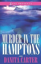 Very Good, Murder in the Hamptons (Zane Presents), Danita Carter, Book