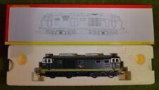 HORNBY OO GAUGE RAILWAY TRAINS R2410 BR BO-BO DIESEL HYDRAULIC CLASS 35 LOCO