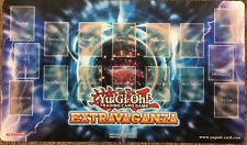 Yugioh! Blue Extravaganza with Pendulum and Monster Zones Playmat
