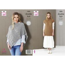 Stylecraft 9212 Tejer patrón Alpaca Tweed Dk-Cardigans