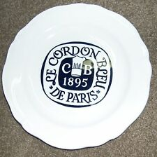 Le Cordon Bleu Paris Gien France Plate