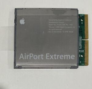 Apple Airport Extreme WiFi Card A1026 iBook eMac iMac Power Mac G4 G5 Powerbook