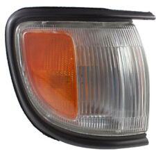 For Pathfinder 96-99, Passenger Side Corner Light, Clear and Amber Lens