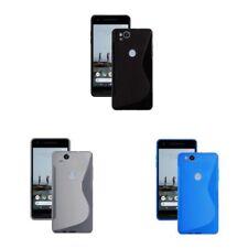 Fundas y carcasas Para Google Pixel 2 de silicona/goma para teléfonos móviles y PDAs Google
