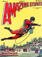 Amazing Stories 373 Issues On DVD  PDF Format Classic Science Fiction Pulp