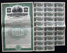 Missouri Pacific Railroad Co Sinking Fund $500 1924