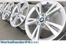 4x Original BMW X1 F48 17 Zoll Alufelgen Styling 385 Doppelspeiche 6856064 Q11