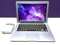 "ULTRA APPLE MacBook Air 13"" / 2.8GHz TURBO Intel Core i5 / 8GB RAM / SSD"