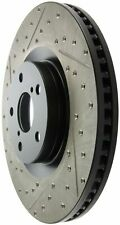 StopTech Sport Disc Brake Front Right For 12-18 Lexus GS/IS/RC #127.44185R
