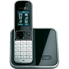 T-Com Sinus 605 Schwarz Schnurlos Telefon DECT Schnurloses Gerät TOP Preis Schnu