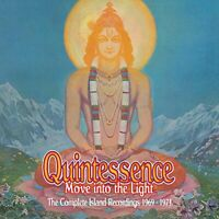 Quintessence - Move Into The Light: The Complete Island Recordings [CD]
