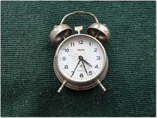 Vintage Russian Soviet Mechanical double Alarm ROCKET Watch USSR