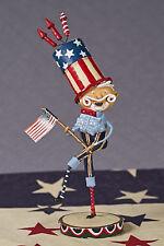 Lori Mitchell - Bandstand Sam - American Flag USA Patriotic 4th of July 20103