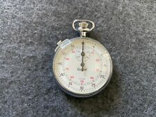Swiss Made Gallet Vintage Mechanical Wind Up Stopwatch