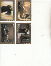 Alien:3-Trading Cards 1992-Card No's-4,12,17,29 [Lot 1 ]-4 Cards