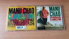 CLANDESTINO - CHAO MANU (CD)