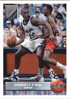 1992-93 Upper Deck McDonalds #P43 Shaquille O'Neal MAGIC R25285 - NM-MT