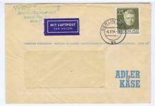 Bedarfsbrief-Briefmarken aus Berlin (1948-1949) aus Berlin