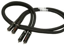 New Acoustic Revive RCA-1.0tripleC-FM RCA cable 1.0m EMS  From Japan