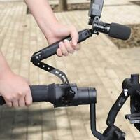 MagiDeal Folding Bracket Handle Extension Gimbal Accessories for DJI Ronin S