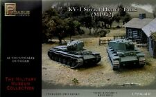 Pegasus Hobbies 1/72 KV-1 Model 1942 - 2 kits # 7666