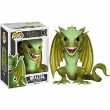 Figurine Funko Pop - Vinyl - Game of Thrones - 47 - Rhaegal oversized  - Neuf
