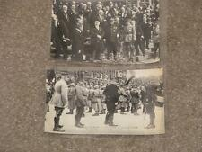 RPPC, Celebrating the End of WW1, 1919