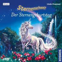 STERNENSCHWEIF - FOLGE 43: DER STERNENGEBURTSTAG, LINDA CHAPMAN   CD NEW
