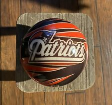 New England Patriots Bowling Ball 10.4lb Not Drilled