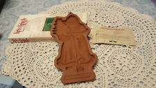 Longaberger 1991 Pottery Limited Edition Christmas Cookie Mold