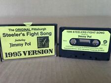 THE ORIGINAL PITTSBURGH STEELERS FIGHT SONG 1995 VERSION CASSETTE