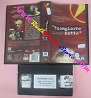 VHS film BUONGIORNO NOTTE 2003 Marco Bellocchio Maya Sansa 0116488 (F20) no dvd