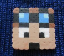 You Tube DAN TDM Inspired Minecraft Perler Bead Birthday Party Favor Cake Topper