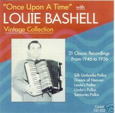 Louie Bashell Once Upon A Time New CD Accordion Polka !