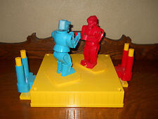 2001 Version Rock'M Sock'M Robots Boxing Classic Retro Game Yellow/Blue/Red