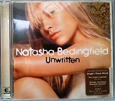 "Natasha Bedingfield - Unwritten (CD 2004) Features ""These Words"" ""Single"""